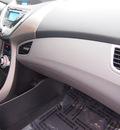 hyundai elantra 2011 silver sedan gasoline 4 cylinders front wheel drive automatic 77539