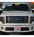 ford f 150 2012 white harley davidson gasoline 8 cylinders 4 wheel drive shiftable automatic 78216