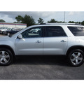 gmc acadia 2012 silver suv slt gasoline 6 cylinders front wheel drive automatic 32086
