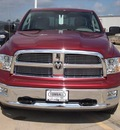 ram ram pickup 1500 2012 cherry red lone star gasoline 8 cylinders 4 wheel drive automatic 77375