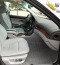 bmw 5 series 2001 green sedan 530i gasoline 6 cylinders rear wheel drive shiftable automatic 77074