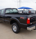 ford f 250 super duty 2012 black xl biodiesel 8 cylinders 4 wheel drive automatic 76108
