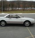 cadillac allante 1989 silver convertable gasoline v8 front wheel drive automatic 17972