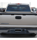 chevrolet silverado 1500 2006 beige ls gasoline 8 cylinders rear wheel drive automatic with overdrive 77037