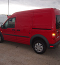 ford transit connect 2012 red van cargo van xl gasoline 4 cylinders front wheel drive automatic 76108