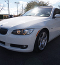 bmw 3 series 2008 white coupe 328i gasoline 6 cylinders rear wheel drive automatic 75075