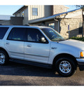 ford expedition 1999 silver suv xlt gasoline v8 rear wheel drive automatic 76543
