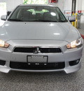 mitsubishi lancer sportback 2010 silver hatchback gts gasoline 4 cylinders front wheel drive automatic 44060