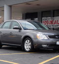 ford five hundred 2006 dk  gray sedan sel gasoline 6 cylinders front wheel drive automatic 61832