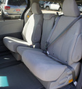 toyota sienna 2013 dk  gray van le 8 passenger gasoline 6 cylinders front wheel drive automatic 75110
