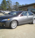toyota camry 2010 dk  gray sedan xle v6 gasoline 6 cylinders front wheel drive automatic 75503