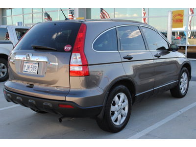 honda cr v 2009 gray suv ex gasoline 4 cylinders front wheel drive automatic 77375