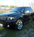 ford f 150 2006 black harley davidson gasoline 8 cylinders rear wheel drive automatic 75606