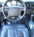 ford f 150 2006 black harley davidson gasoline 8 cylinders rear wheel drive automatic 75606