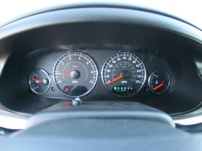 chrysler sebring 2006 blue sedan touring gasoline 6 cylinders front wheel drive automatic 79925