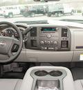 gmc sierra 2500hd 2013 white work truck gasoline 8 cylinders 4 wheel drive automatic 76206