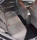 toyota corolla 2012 silver sedan le gasoline 4 cylinders front wheel drive automatic 91731
