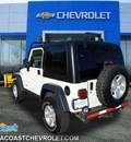 jeep wrangler 2004 stone white suv rubicon plow gasoline 6 cylinders 4 wheel drive automatic 07712