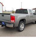 gmc sierra 1500 2009 dk  gray pickup truck sle gasoline 8 cylinders 2 wheel drive automatic 77632