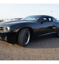 chevrolet camaro 2012 black coupe ls gasoline 6 cylinders rear wheel drive automatic 78520