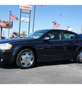 dodge avenger 2008 pearl black metalli sedan sxt gasoline 4 cylinders front wheel drive automatic 76543