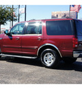 ford expedition 2000 maroon metallic suv xlt gasoline v8 rear wheel drive automatic 76543