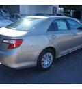 toyota camry hybrid 2013 beige sedan le hybrid 4 cylinders front wheel drive automatic 76053