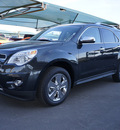chevrolet equinox 2013 dk  gray ltz gasoline 6 cylinders front wheel drive automatic 76051