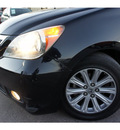 honda odyssey 2008 black van touring w pax gasoline 6 cylinders front wheel drive automatic 78753