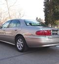 buick lesabre 2004 beige sedan custom gasoline 6 cylinders front wheel drive automatic 80110