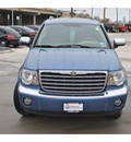 chrysler aspen 2007 blue suv limited gasoline 8 cylinders rear wheel drive automatic 78411