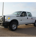 ford f 250 super duty 2013 white xl biodiesel 8 cylinders 4 wheel drive automatic 78580