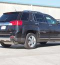 gmc terrain 2012 black suv slt 2 flex fuel 6 cylinders all whee drive automatic 79110