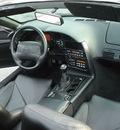 chevrolet corvette 1995 purple convertable gasoline v8 rear wheel drive manual 17972