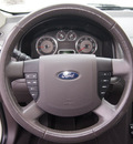 ford taurus x 2008 lt  green suv sel gasoline 6 cylinders all whee drive automatic 76011