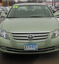toyota avalon 2006 green sedan xls gasoline 6 cylinders front wheel drive automatic 55313