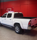 toyota tacoma 2011 white prerunner v6 gasoline 6 cylinders 2 wheel drive automatic 76116