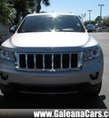 jeep grand cherokee 2012 silver suv limited gasoline 6 cylinders 2 wheel drive automatic 33912