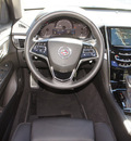 cadillac ats 2013 thunder gray chroma sedan 2 0l premium gasoline 4 cylinders rear wheel drive automatic 76206