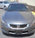 honda accord 2010 gray coupe ex gasoline 4 cylinders front wheel drive automatic 79925