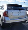 ford edge 2013 ingot silver metall sel gasoline 6 cylinders front wheel drive not specified 08753