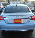 chrysler 200 2013 lt  blue sedan limited flex fuel 6 cylinders front wheel drive shiftable automatic 99212