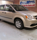 dodge grand caravan 2013 beige van american value package flex fuel 6 cylinders front wheel drive automatic 44883