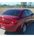 chevrolet cobalt 2008 red sedan lt gasoline 4 cylinders front wheel drive automatic 77338
