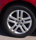 volkswagen jetta 2009 red sedan tdi diesel 4 cylinders front wheel drive automatic 77338