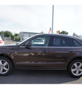 audi q5 2011 teak brown metallic suv 3 2 quattro prestige gasoline 6 cylinders all whee drive automatic 99336