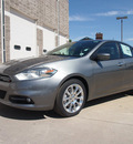 dodge dart 2013 dk  gray sedan limited gasoline 4 cylinders front wheel drive automatic 80301