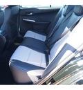 toyota camry 2012 black sedan se gasoline 4 cylinders front wheel drive automatic 77074