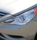 hyundai sonata 2011 tan sedan gasoline 4 cylinders front wheel drive not specified 76210