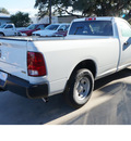 ram 1500 2013 white tradesman longbed flex fuel 6 cylinders 2 wheel drive automatic 78028
